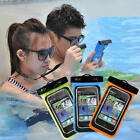 Waterproof Dry Bag Pouch Phone Case Protector Cover For iPhone 4 5 6 Samsung S5