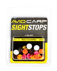 Avid Carp Sinking Sight Stops For Carp Fishing Packs Of 15! *Clearance*