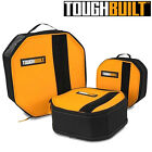 3-Pack Toughbuilt Octagon Storage Pouch Boxes Power Tools Flat Bag Organizer New