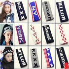Fashion Women's Girl's Stretch Headband Knitting Wool Crochet Sports Hair band Z