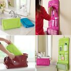 New Unisex Home Wall Hanging Storage Bag Traveling Bag Toiletry Bags Wash Bags Z
