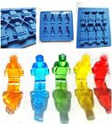 Novelty Silicone Minifigure Jelly Chocolate Ice Cube Cake DIY Mold Moulds New Z