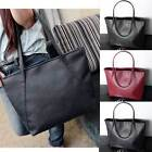 Fashion Women Faux Leather Tote Lady Handbags Shoulder Bags Hobo Satchel Big Bag