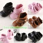 2015 Infant Toddler Baby kid Girls Soft Sole Shoes Trainers Newborn to 18 Months