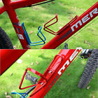 Alloy Aluminum Bike Bicycle Cycling Drink Water Bottle Rack Holder Bracket Cages