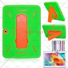 Hybrid Case Rugged Stand Shockproof Hard Cover for Samsung Galaxy Tab 3 10.1