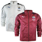 Puma Newcastle FC NUFC Mens Full Zip Hooded Rain Jacket (741604 R)