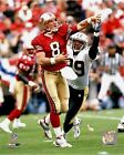 Steve Young San Francisco 49ers NFL Action Photo (Select Size)