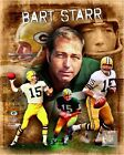 Bart Starr Green Bay Packers NFL Composite Photo (Select Size)