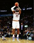 LeBron James Cleveland Cavaliers 2014-2015 NBA Action Photo RL121 (Select Size)