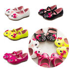 Cat Girls Princess Flattie Toddler Bowknot Soft Slip on Flats Shoes Leather