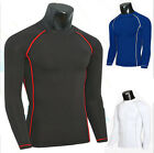 Men's Comfy Compression Under Base Layers Shirts Tights Shorts Skin Sports Golf