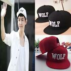 Fashion Unisex Fascinating Letters Embroidered Hip-Hop Snapback Cap New Hat - CB
