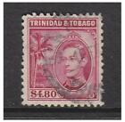 Trinidad & Tobago - 1940, $4.80 definitive - Used - SG 256