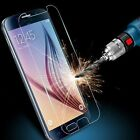 New Premium Tempered Glass Screen Protector Skin For Samsung Galaxy S6 Edge