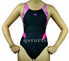 YingFa Girls Juniors Women Prectice Training Racing Bathing Swimsuits Size 24-36