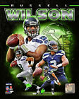 Russell Wilson Seattle Seahawks NFL Composite Photo PM146 (Select Size)