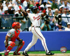 Fred McGriff Atlanta Braves MLB Action Photo RT193 (Select Size)