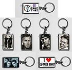 New Quality Metal Keyrings TAKE THAT Gary, Mark, Howard, III Tour - you pick.