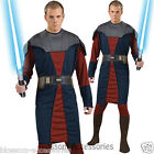 CL393 Star Wars Anakin Skywalker Clone Wars Adult Halloween Fancy Dress Costume