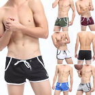 New Independent pouch anti emptied Men's underwear casual shorts Home pants