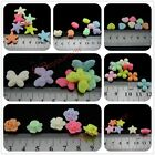 Multicolor Assorted New Cute Lovely Multi-Charms Acrylic Plastic Beads Findings