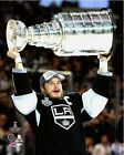 Dustin Brown Los Angeles Kings 2014 Stanley Cup Trophy Photo (Size: Select)