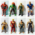 "JAZWARES STREET FIGHTER 4"" LOOSE ACTION FIGURE pls choose your character"