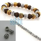 free shipping 10pcs tibetan silver Antique Spacer Beads jewelry findings 8x6mm