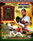 John Smoltz Atlanta Braves 2015 MLB Hall of Fame Photo RS056 (Select Size)