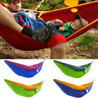 Ultralight Parachute Cloth Outdoor Breathable Adult Children Hammock Swing Bed