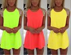 Womens Summer Vest Top Sleeveless Blouse Casual Tank Tops T-Shirt