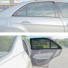 TFY Universal Thin Single Ply Side Window Sunshade —Fit most Car Model _2pieces