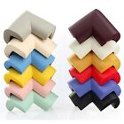 4pc Child Kid Corner Edge Protectors Lovely Soft Safety Protection Cushion Guard