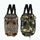 Dog Cat Pets Cotton Canvas Puppy Travel Carrier Backpack Front Tote Net Bag