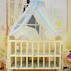 New Baby Security Mosquito Net Baby Toddler Bed Crib Canopy Netting