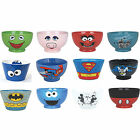 Disney Batman Muppets Doctor Who: Ceramic Cereal Bowl / Dish - New + Official