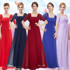 Ever Pretty Women Elegant Half Sleeve Long Formal Evening Party Dress 08038