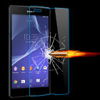 0.3mm 9H Premium Tempered Glass Screen Protector Film For SonyXperia Z2