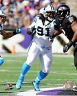 Colin Cole Carolina Panthers 2014 NFL Action Photo (Select Size)