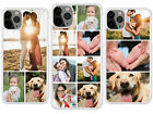 PERSONALISED COLLAGE SMART COVER ADD ANY PHOTO PIC PRINT PHONE CASE FOR IPHONE