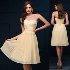 SUMMER SHORT DRESS Party Evening Homecoming Gown Formal Bridesmaid Prom Dresses