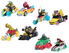 TMNT Teenage Mutant Ninja Turtles T-Machines Diecast Twin Vehicle Pack NEW