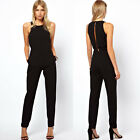 Fashion New Women's Sexy Summer Casual Jumpsuit Playsuit Romper Pants Trousers