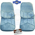 "1970 Cutlass ""S"" Front Seat Covers Upholstery PUI NEW"
