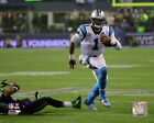 Cam Newton Carolina Panthers 2015 NFL Playoff Action Photo RQ039 (Select Size)
