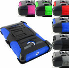 FOR MICROSOFT LUMIA PHONES RUGGED ARMORED CASE COVER+CLIP HOLSTER+STYLUS/PEN