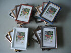 Wooden Picture Photo Frame Tabletop or Wall 4x6 inch (10x15cm) Choice Model. New