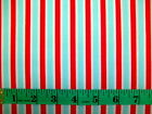 DAYSAIL - RED, BLUE, WHITE STRIPE 100% cotton patchwork fabric