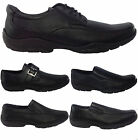 Smart Casual Mens Italian Black Color Work Office Party Ankle Flat Loafer Shoes